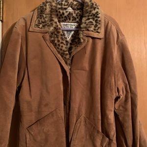 Jackets & Blazers - Beautiful Suede Coat